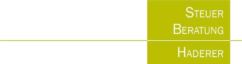 Steuerberatung Sandra Haderer Steuerberaterin Buchhaltung Bilanz Wien Logo